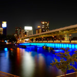 大阪で太陽の塔と串カツとライトアップとその他いろいろ