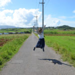 ちゅらさんのふるさと小浜島を原付でお散歩
