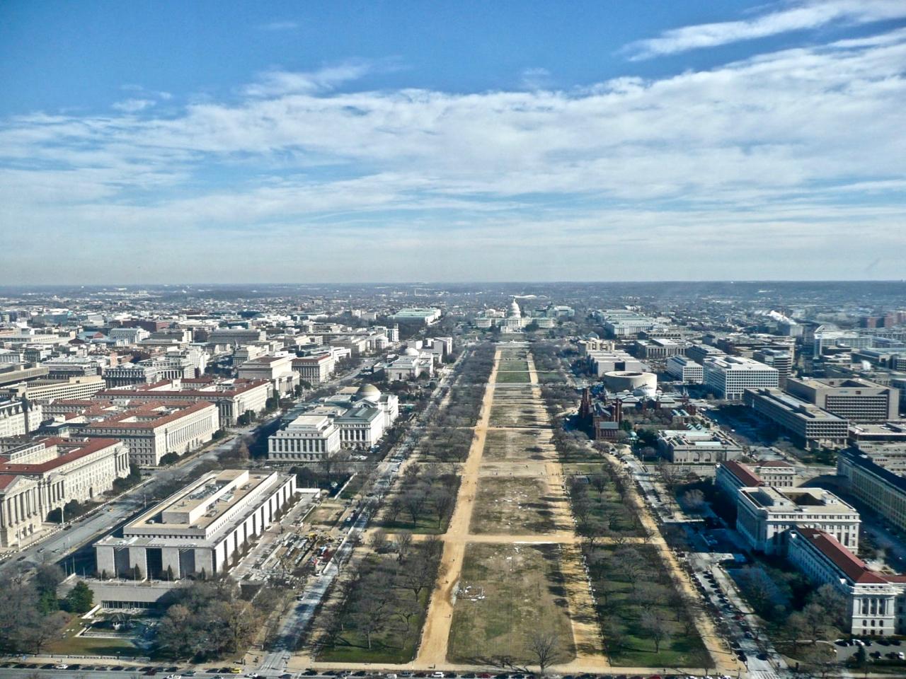 [懐古シリーズ]初めての国際会議は真冬のワシントン