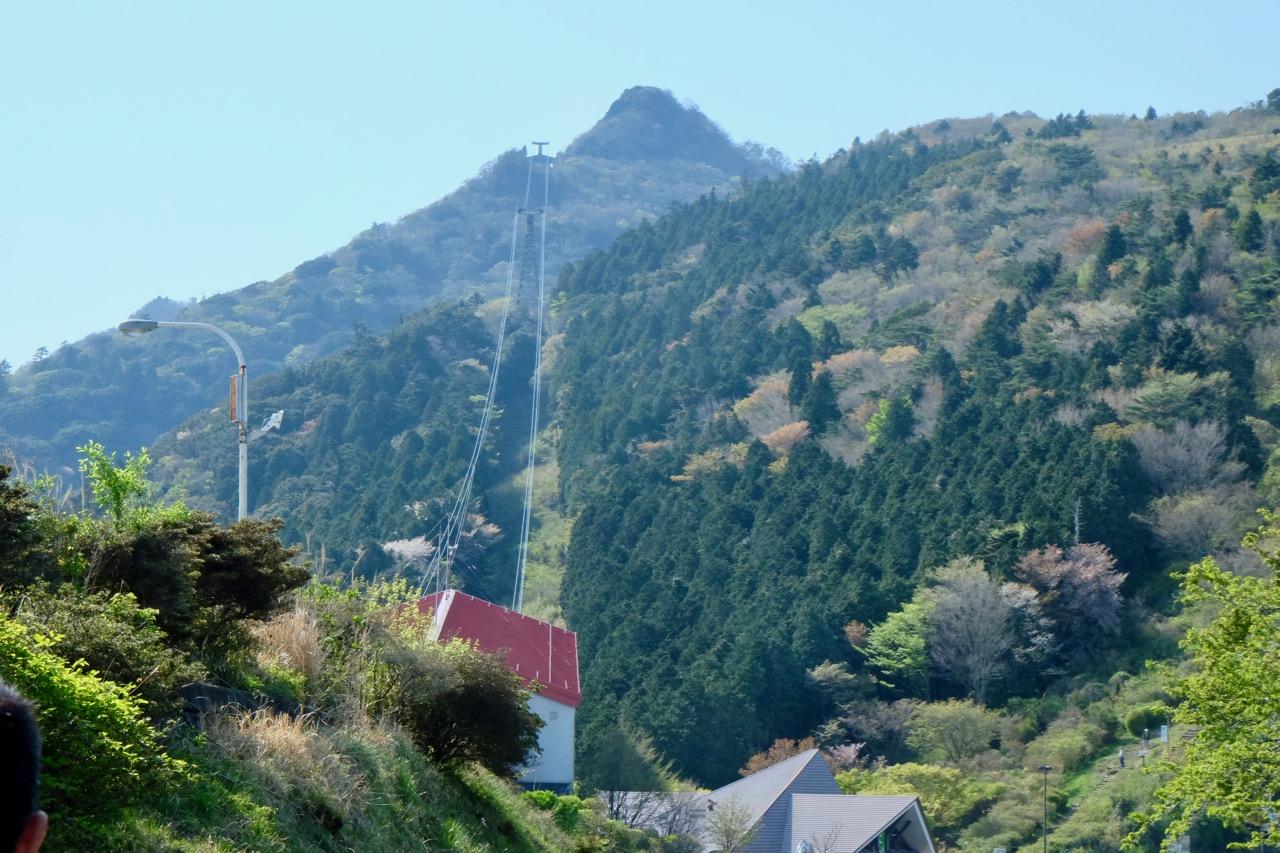 公共交通で気軽に行ける山「筑波山」で久しぶりの登山