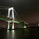 東京に来たなら一度は東京湾クルーズを