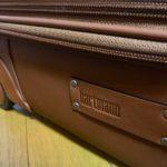 Hartmannのキャリーバッグを買いました