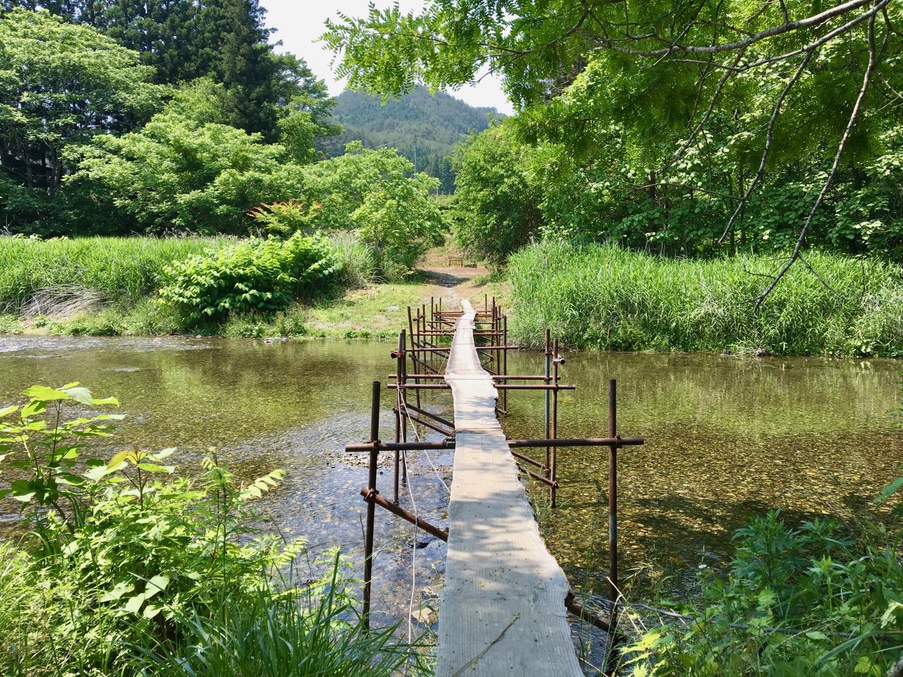 初夏の一関と陸前高田