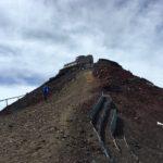 2度目の富士山