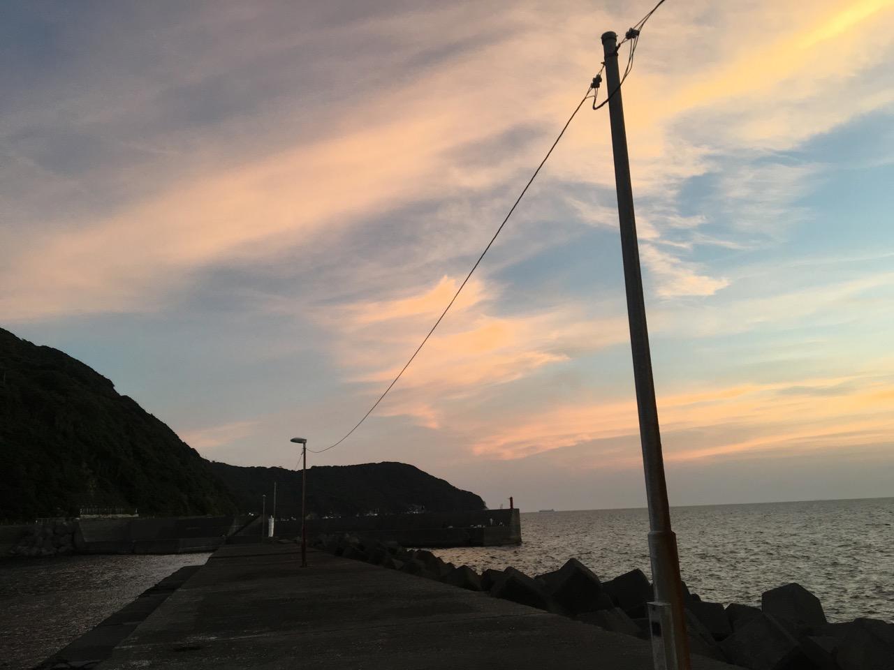 高知の離島「沖の島」の最高の宿と海(1日目)