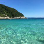 高知の離島「沖の島」の最高の宿と海(2日目)