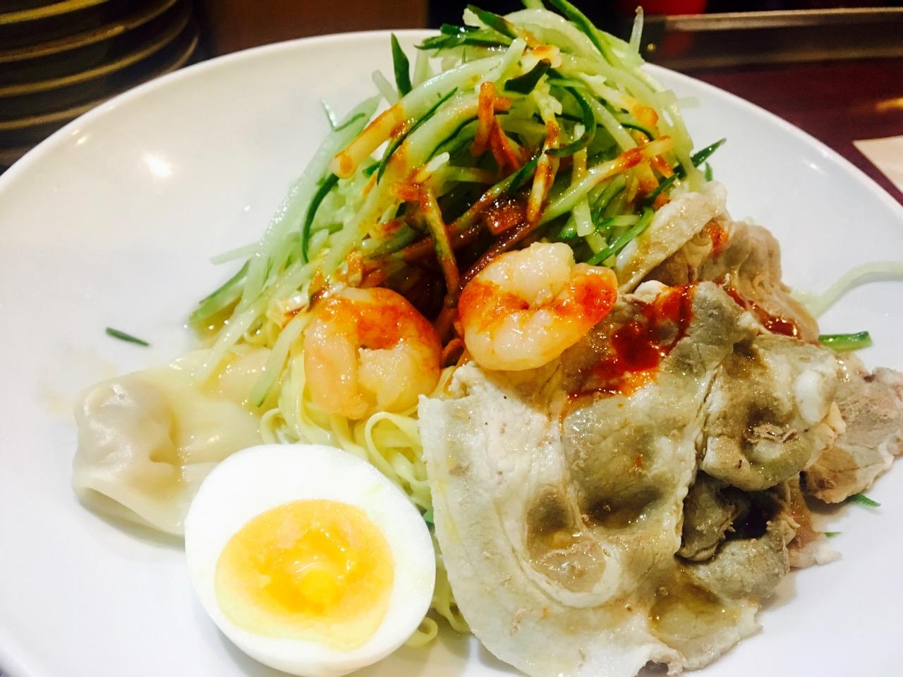 広島駅近くでさっぱりとした呉冷麺を食べたいなら呉麺屋へ