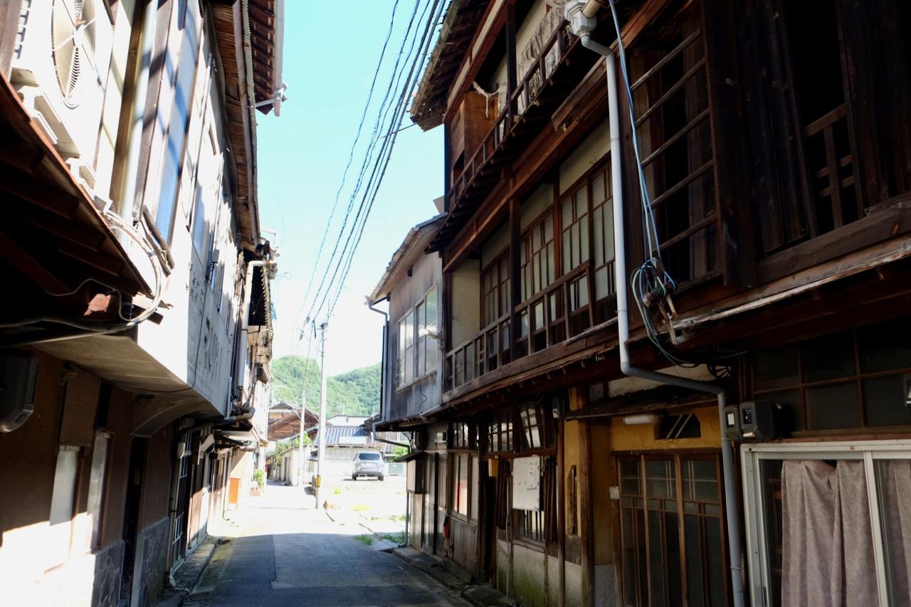 久しぶりのひとり旅「大崎上島町木江地区」で潮待ち